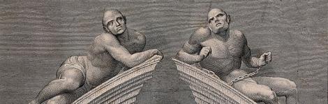 Bedlam Statues