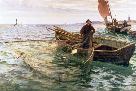 charles_napier_hemy_-_the_fisherman_1888