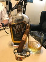Virgil Kaine Ginger Bourbon and My Father's Cigars The Judge